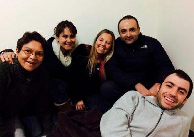 Isha - siguen 4 semanas Santiago Chile 2