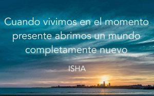 Isha – Frase del día 287
