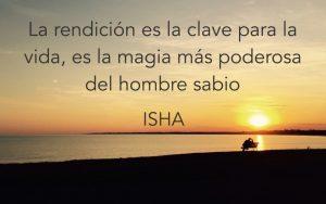 Isha – Frase del día 289