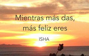 Isha – Frase del día 296