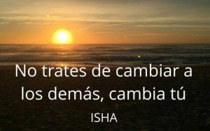 Isha – Frase del día 315