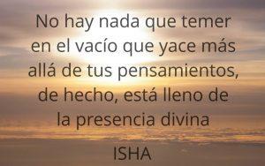 Isha – Frase del día 330