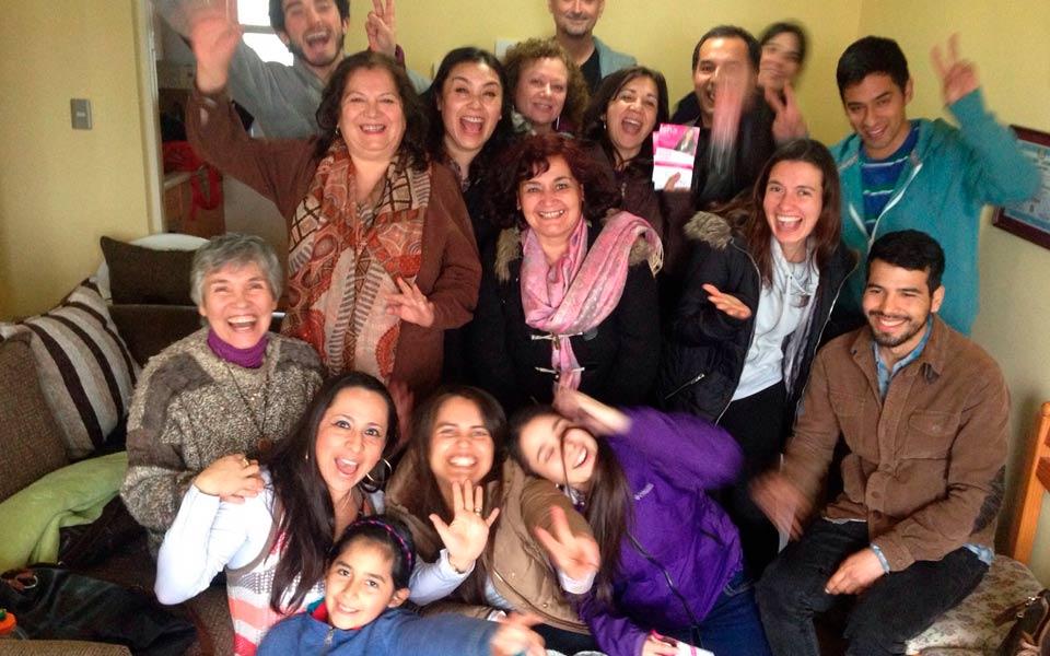 La Fundación educativa de Isha presente en Santiago y Concepción – Chile