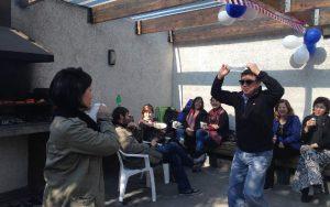 Isha – actividades en santiago chile 2