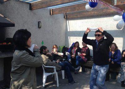 Isha - actividades en santiago chile 2