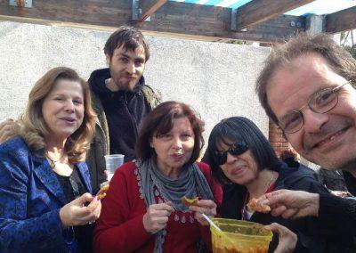 Isha - actividades en santiago chile 3
