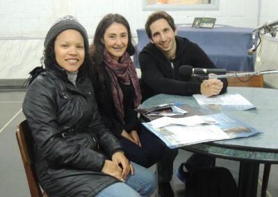 Isha - actividades labor social uruguay