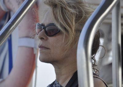 Isha - atestiguando en el mar con isha1