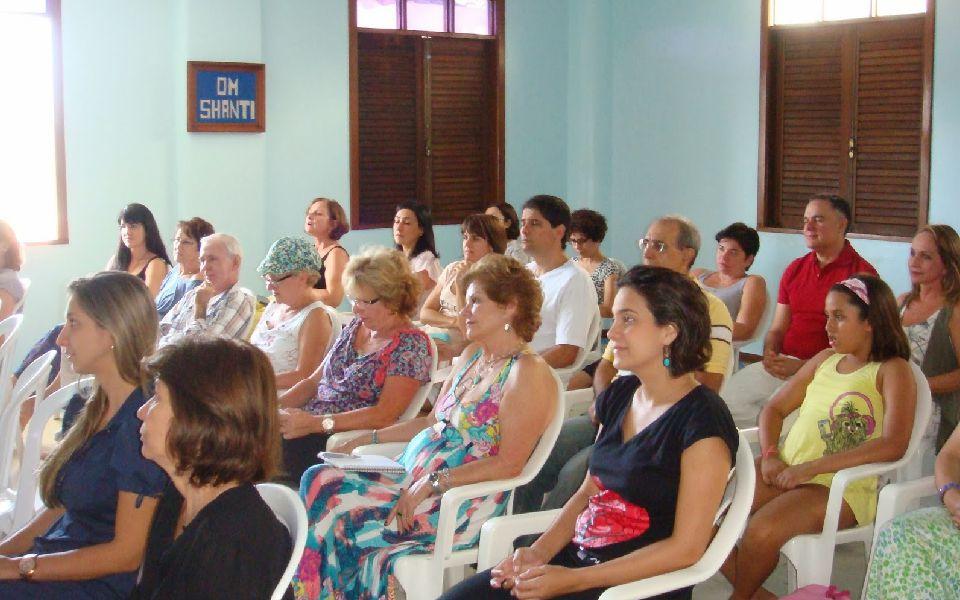 Sistema Isha Brasil – Seminario en Salvador