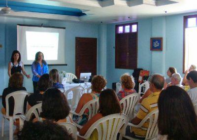 Isha - brasil seminario en salvador 1