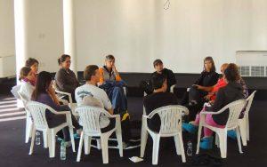 Isha – cuatro semanas en la i uruguay