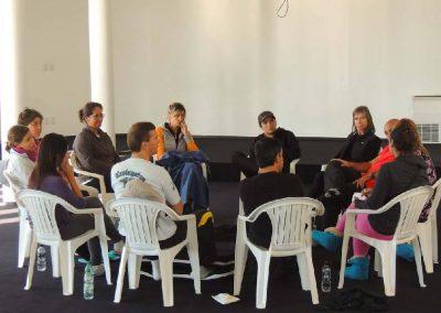 Isha - cuatro semanas en la i uruguay