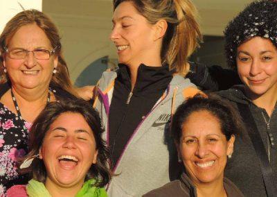 Isha - cuatro semanas en la i uruguay 1
