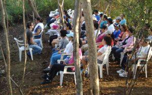 Isha – en México atestiguando 1