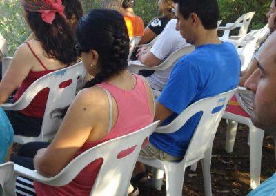Isha - en México atestiguando 3