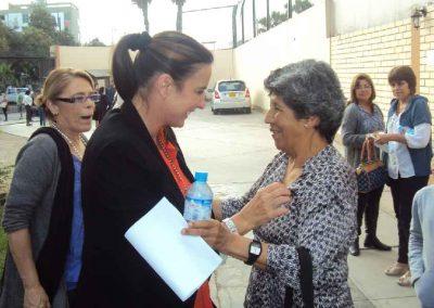 Isha - evento en lima Perú 2