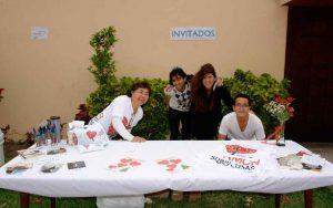 Isha – evento en lima Perú 3