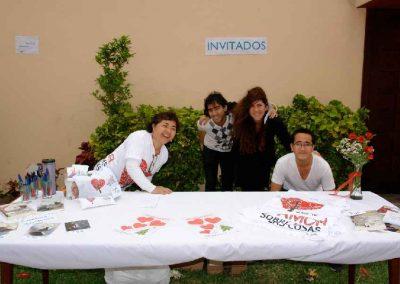 Isha - evento en lima Perú 3