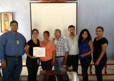 Isha - fundación México labor social