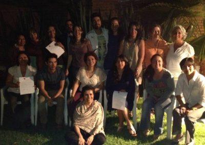 Isha - México programa 4 semanas 2