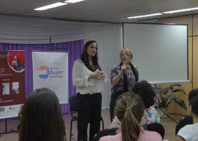 Isha - ministerio de la mujer 1