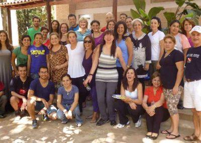 Isha - paraguay inicio de programa