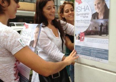 Isha - preparando la llegada de isha