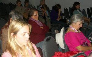 Isha – seminario social en san jose 2
