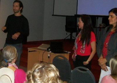 Isha - seminario social en san jose 3