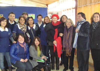 Isha - servicio social comuna el bosque 2