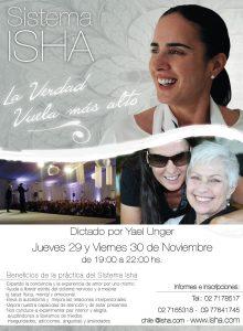 Isha-yael-unger-seminario-en-chile