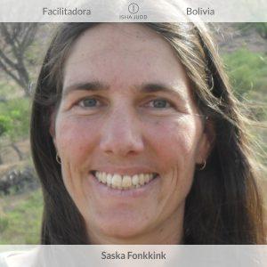 Isha – Facilitadora Saska Fonkkink