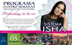 Isha-Programa-4-Semanas-Chile