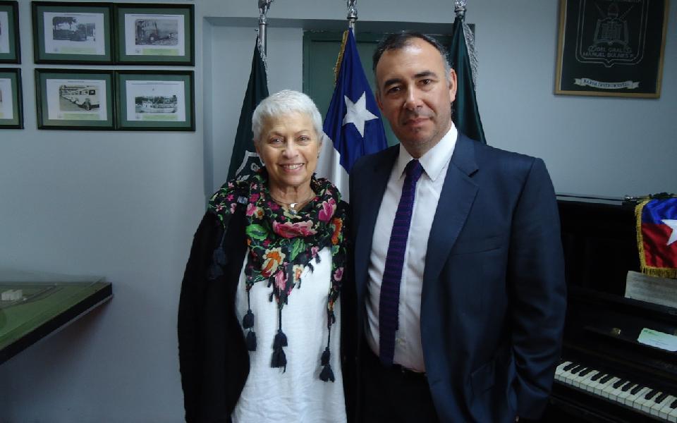 Fundación Isha Chile integrando la primera Sesión del Consejo de la Sociedad Civil de Gendarmería de Chile
