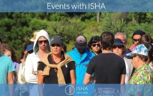 Isha - Events with isha
