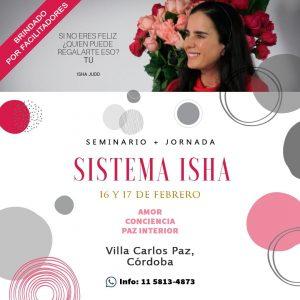 Isha-Evento-Cordoba