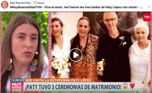 Entrevista Paty López