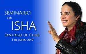 Seminario con Isha en Santiago