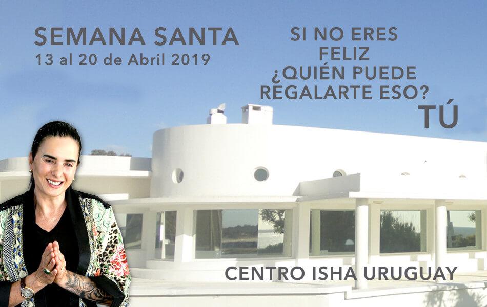 Retiro de Semana Santa con Isha del 13 al 20 de Abril en Uruguay