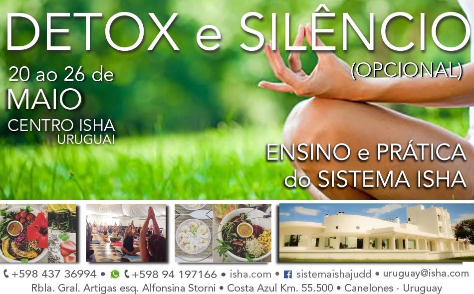 Detox e Silêncio