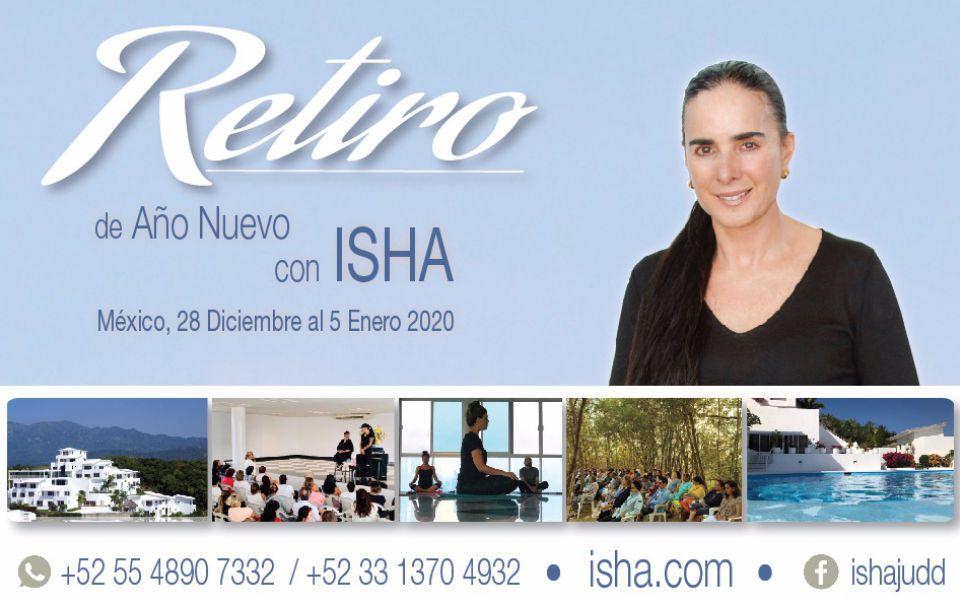 Retiro de Año Nuevo con Isha en Manzanillo