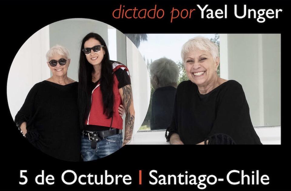 Seminario del Sistema Isha con Yael Unger – 5 de Octubre en Santiago