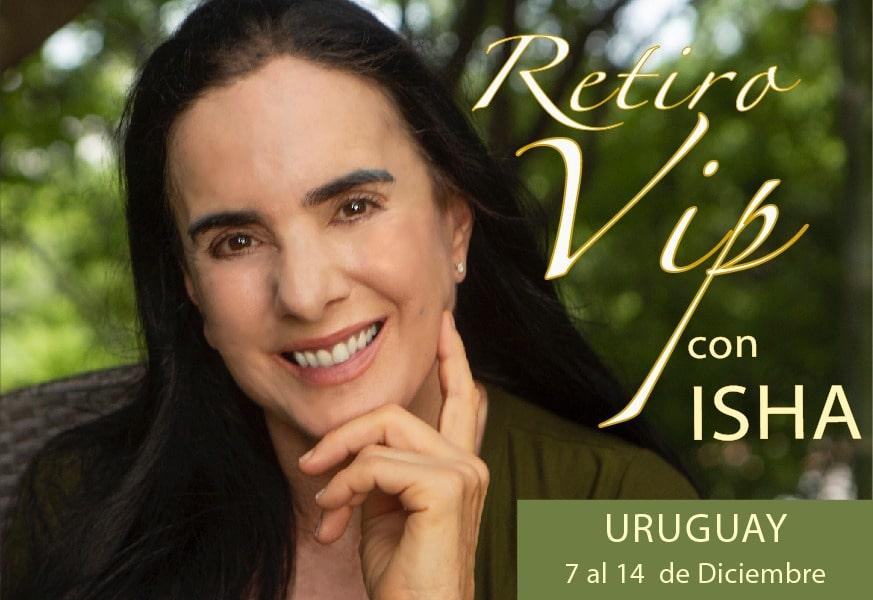 Retiro VIP con Isha centro Uruguay