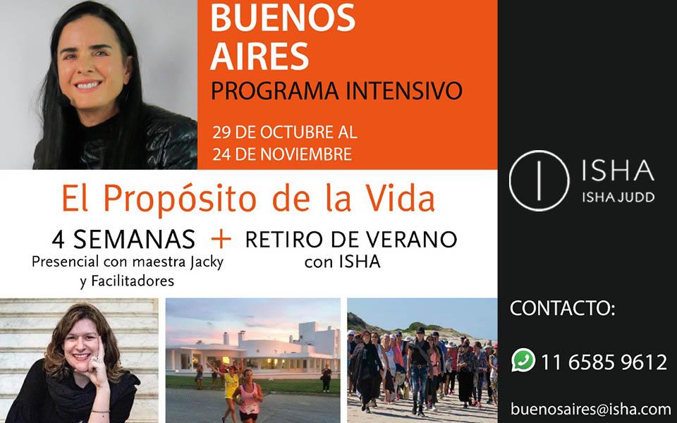 Programa 4 semanas en Buenos Aires y el interior