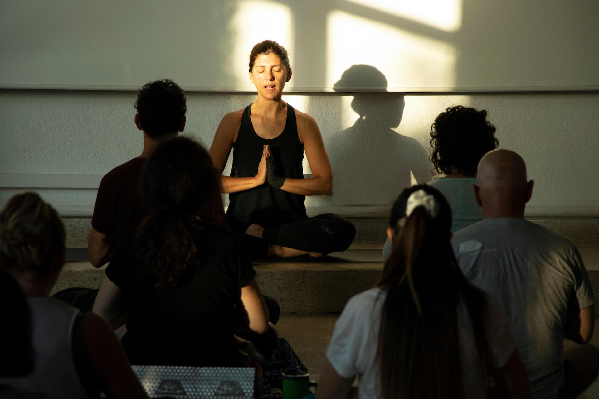 Isha Judd Yoga