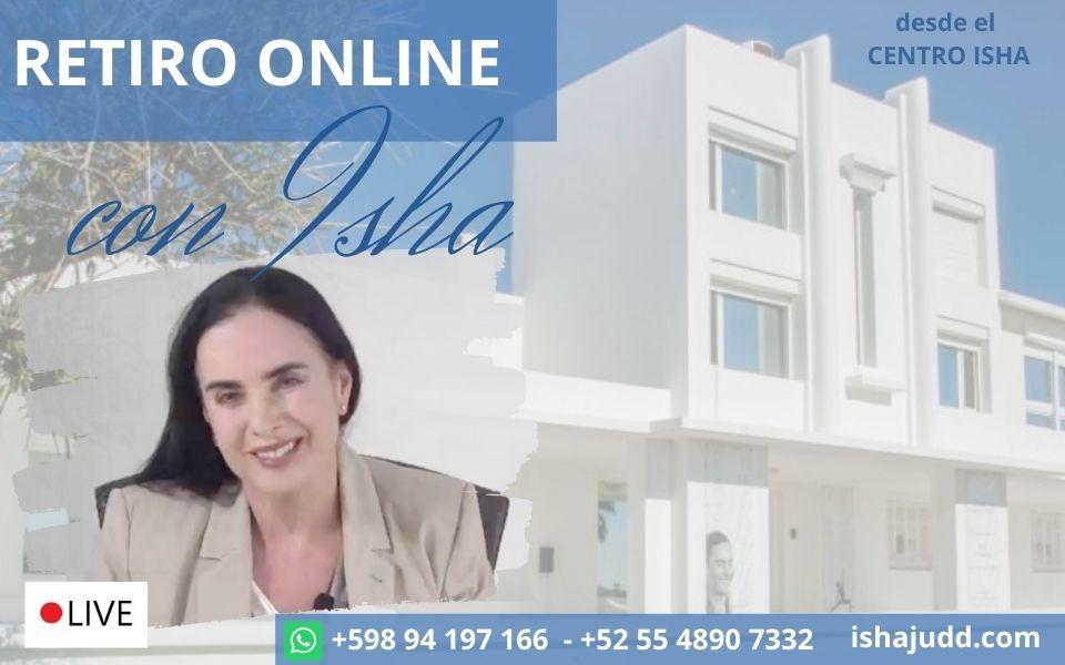 Retiro Online con Isha