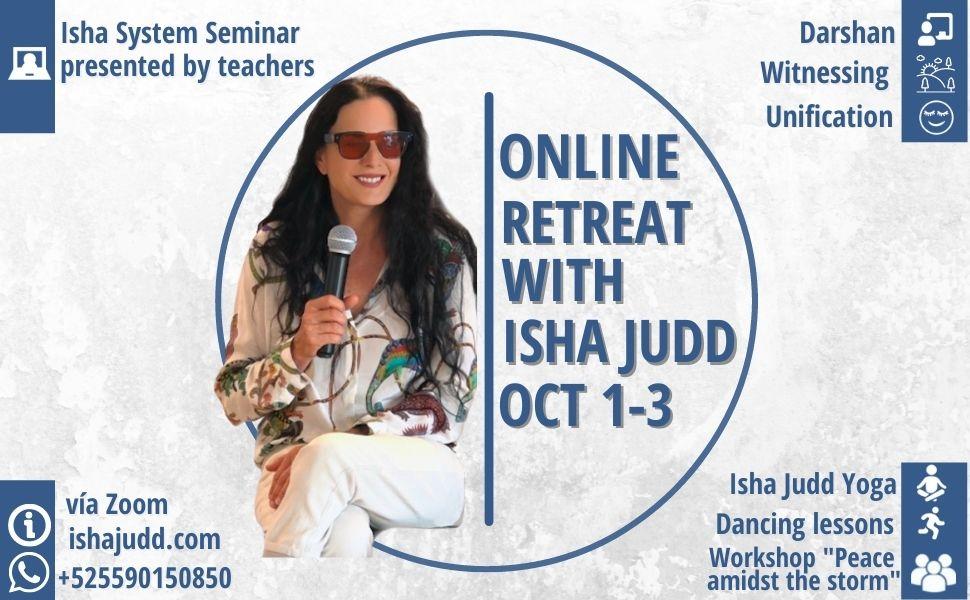 Isha Judd - Two Weeks of Consciousness