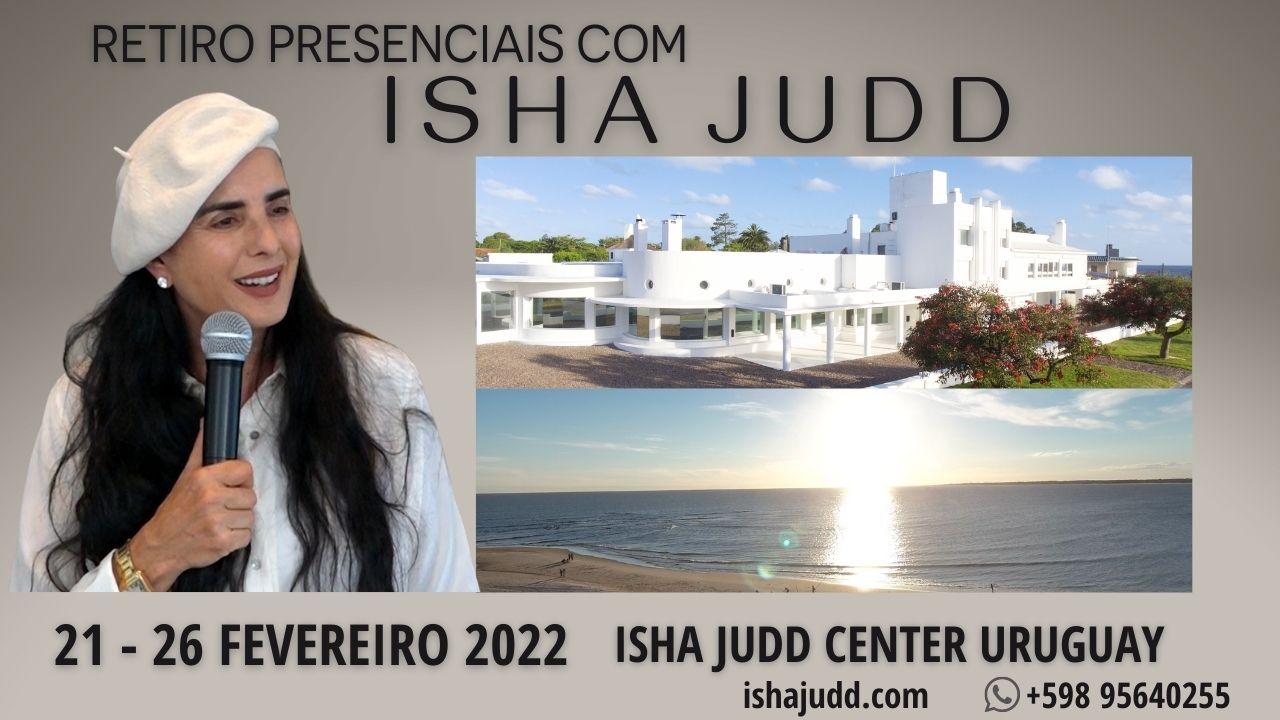 Isha Judd - Retiro corto de verano Uruguay