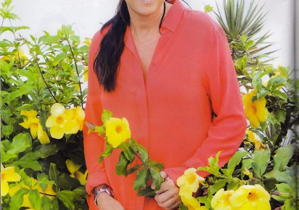 Revista Luz publica entrevista a Isha