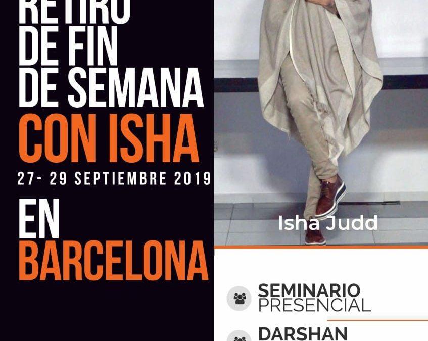 ¿Qué te va a dar el Sistema de Isha?  – Isha en Barcelona